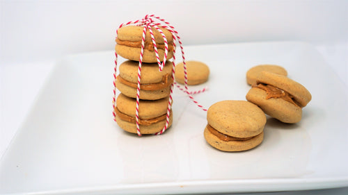 Dog macarons - Lola & Shorty's
