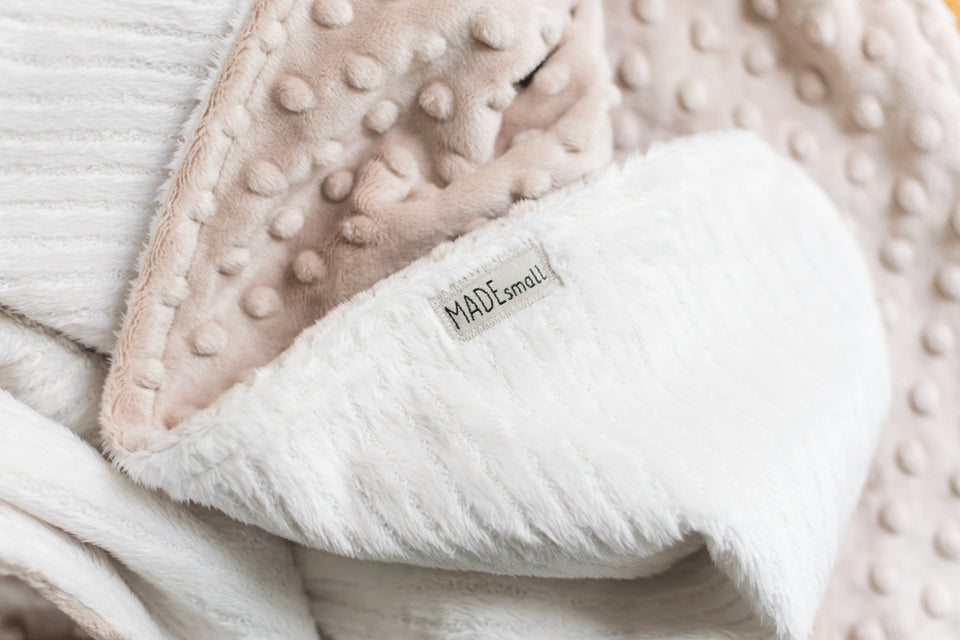 Monogrammed Baby Blankets