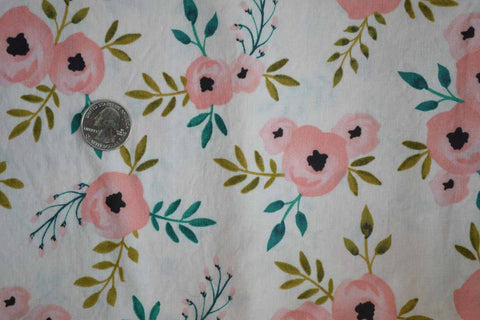 #103 Pink Watercolor Poppies