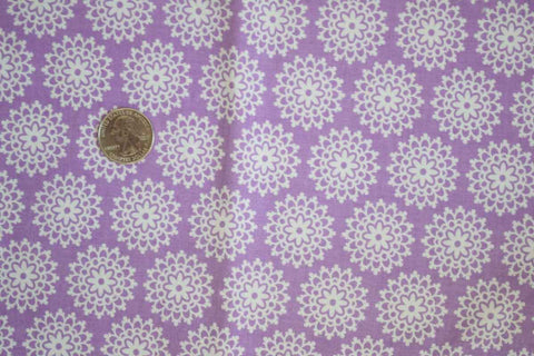 #114 Purple Doily