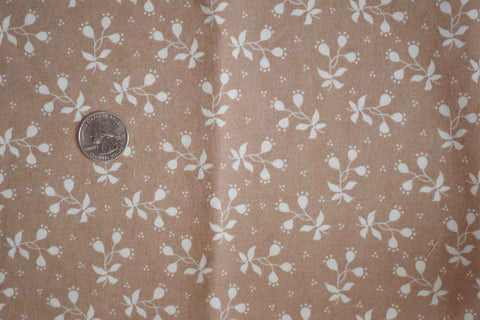 #147 Taupe Floral