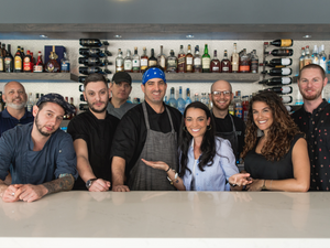 Tampa's Food Scene Gets Elevated With Top Italian Chef Teaching A Hands On Cooking Class At Toast On The Town's Inaugural Cooking Class