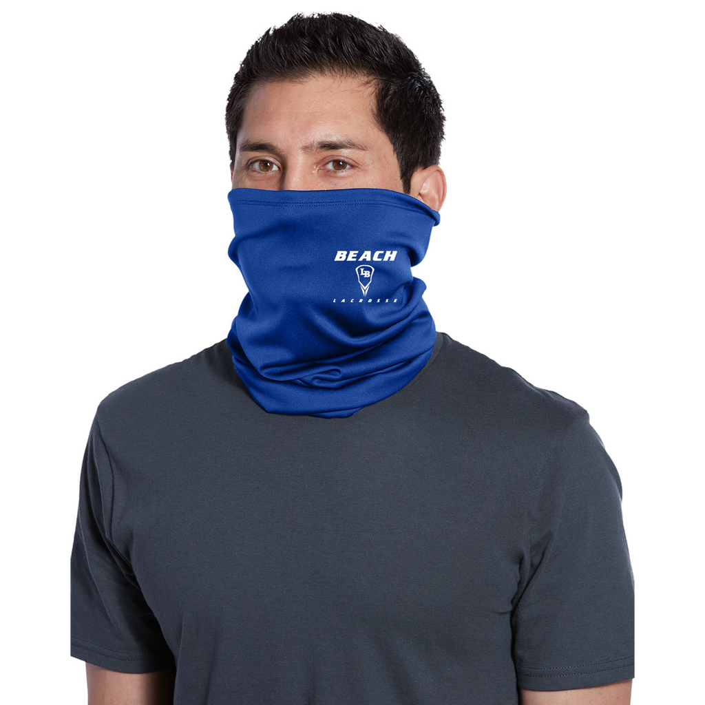 Long Beach HS Lacrosse Stretch Performance Gaiter