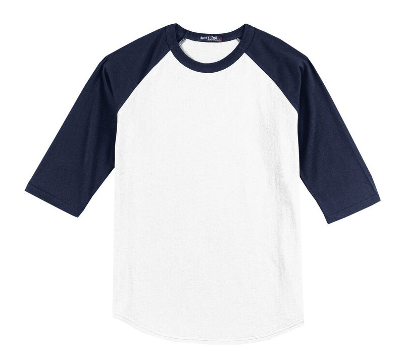 Sample 3/4 Sleeve Baseball Shirt