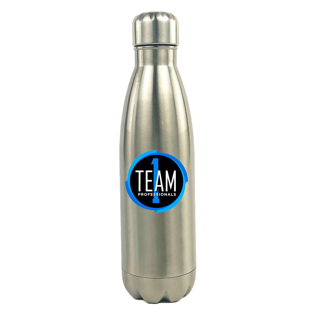 1Team Stainless Steel Water Bottle