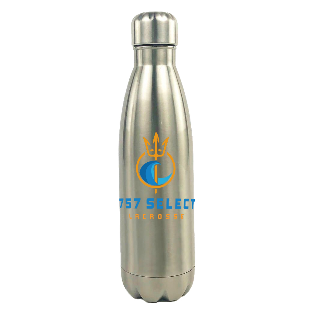 757 Lacrosse Stainless Steel Water Bottle