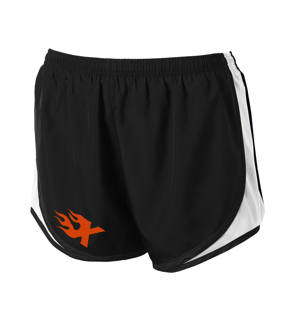 Xtreme Lacrosse Black/White Women's Shorts