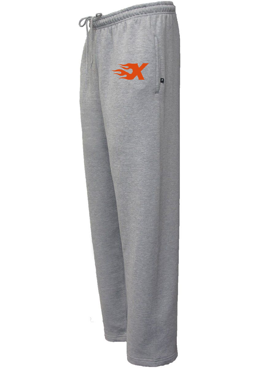 Xtreme Lacrosse Grey Sweatpants