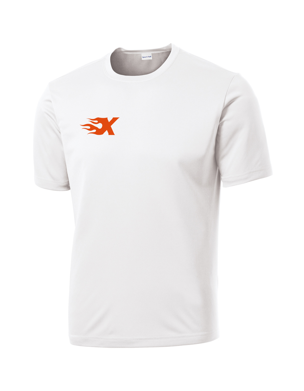 Xtreme Lacrosse White Performance T-Shirt