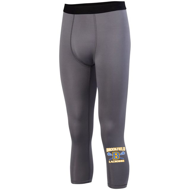Brookfield Lacrosse Hyperform Compression Calf-Length Tight