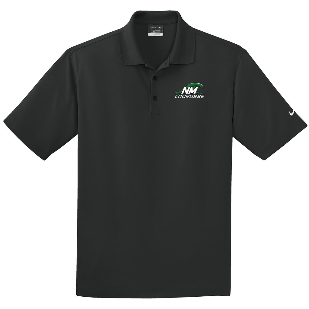 New Milford Youth Lacrosse Nike Dri-FIT Polo