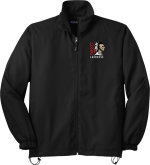 Syosset Lacrosse Full Zip Windbreaker