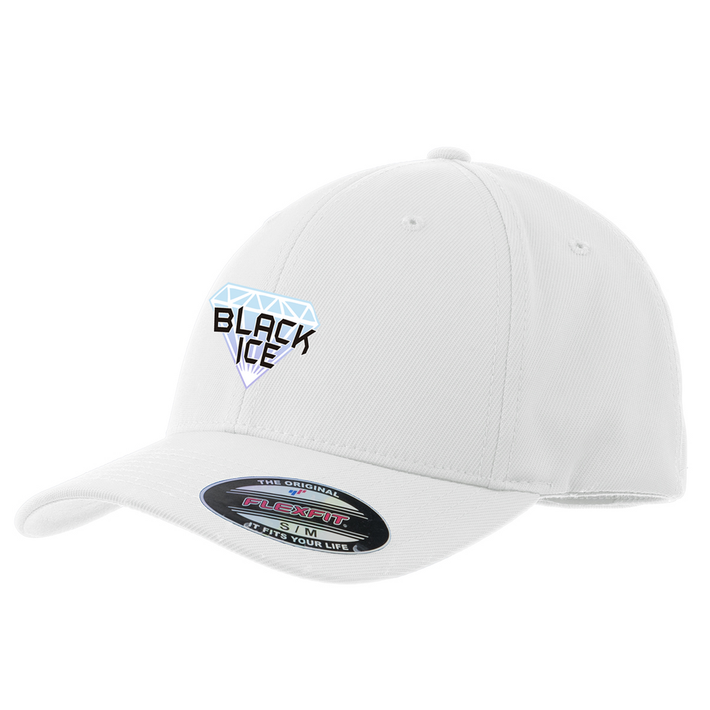 Black Ice Softball Gameday Flex-Fit Hat
