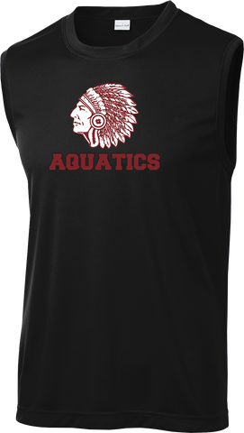 Farmington Aquatics Performance Tank Top