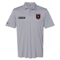 RLA Coaching Adidas Performance Sport Polo