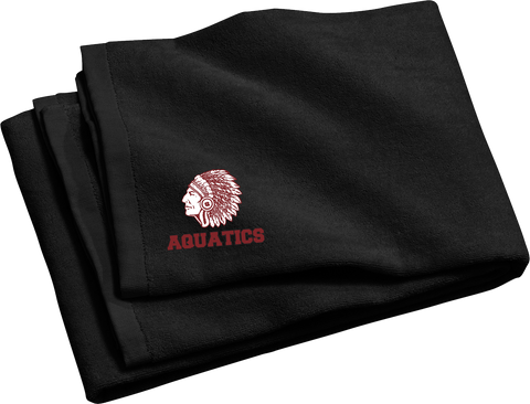 Farmington Aquatics Towel