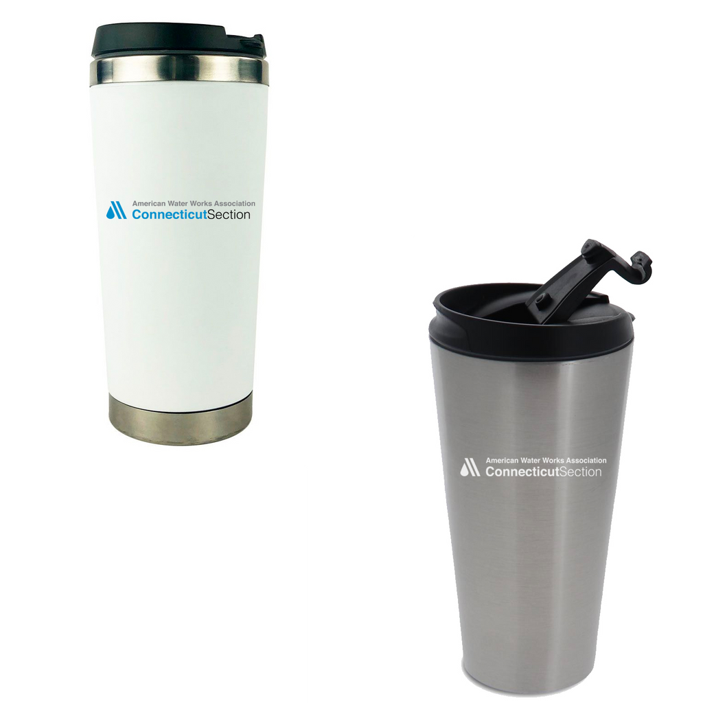 AWWA Connecticut Section Sideline Tumbler