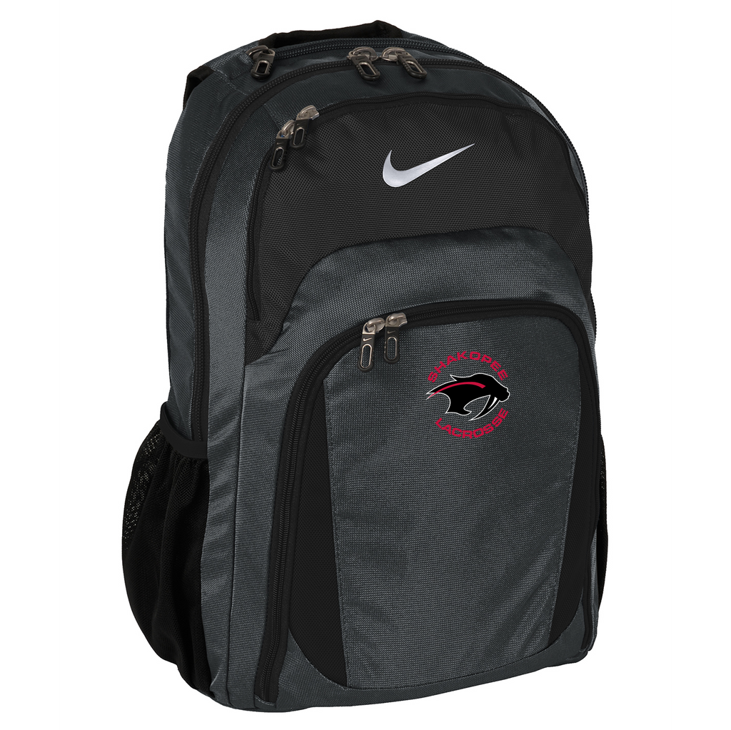 Shakopee Lacrosse Nike Backpack