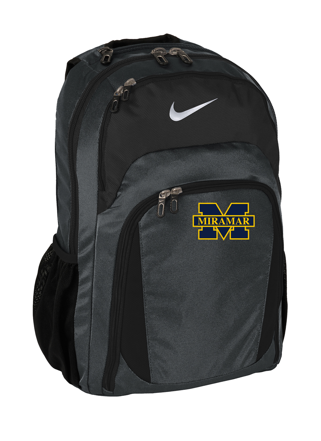Miramar Wolverines Football Nike Backpack