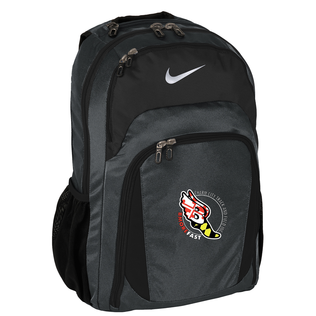 Baltimore City T&F Nike Backpack