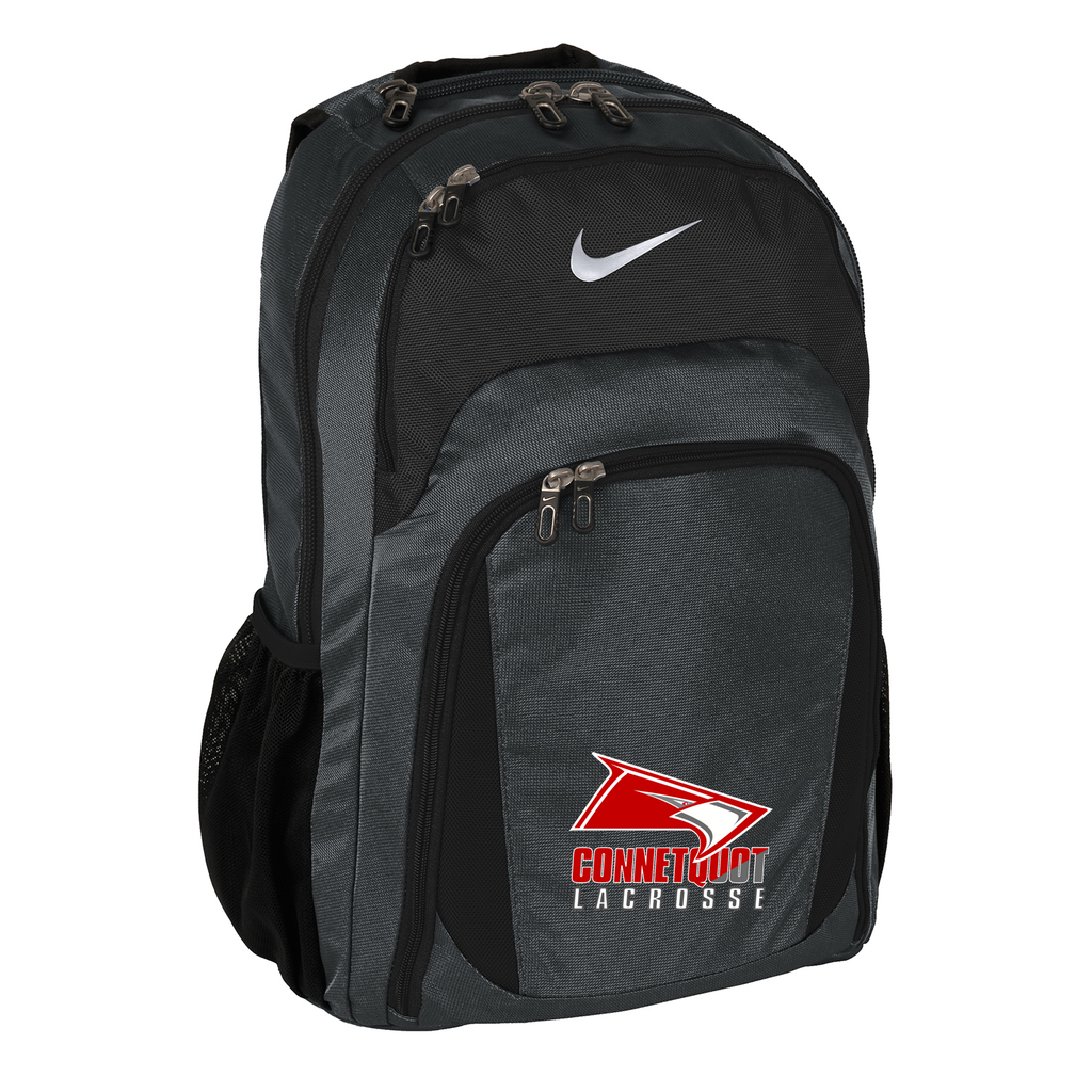 Connetquot Lacrosse  Nike Backpack