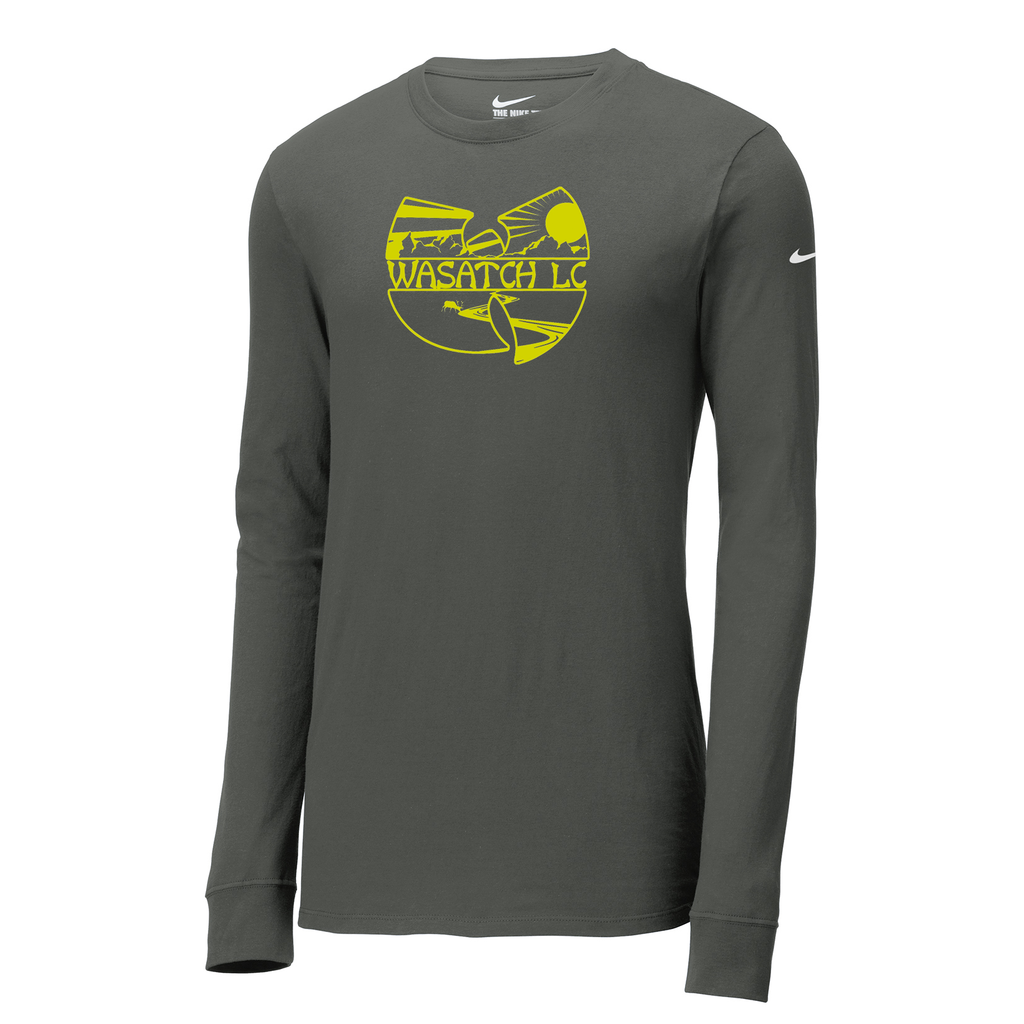 Wasatch LC Nike Core Cotton Long Sleeve Tee