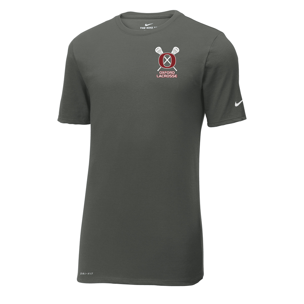 Oxford Youth Lacrosse Men's Nike  Dri-FIT Tee