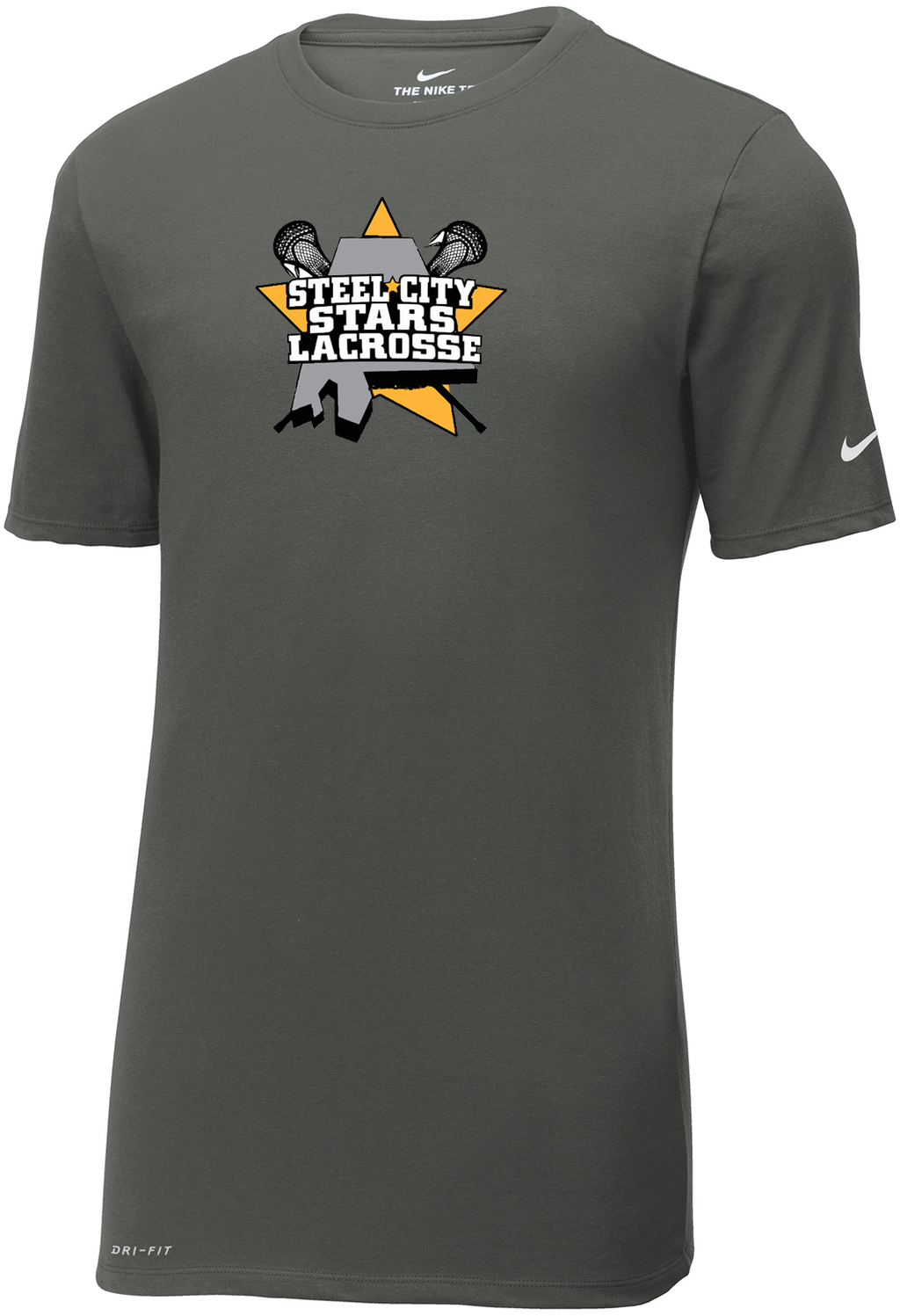 Stars Lacrosse Nike Dri-FIT Shooting Shirt