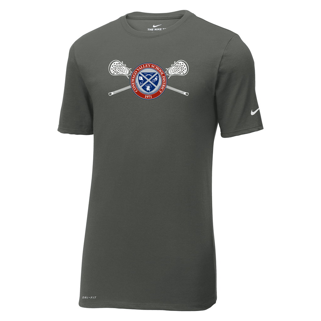 New Oxford HS Lacrosse Nike Dri-FIT Tee