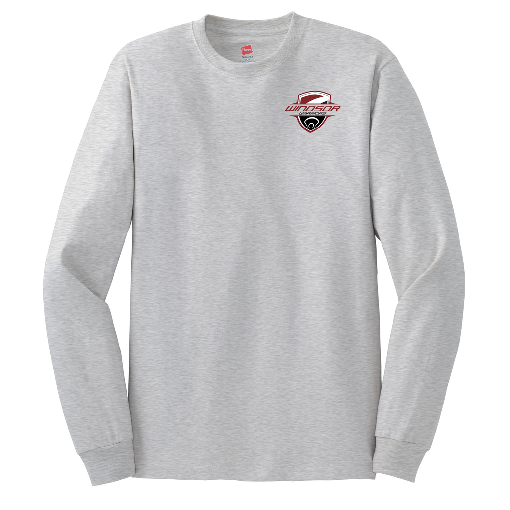 Windsor Cotton Long Sleeve