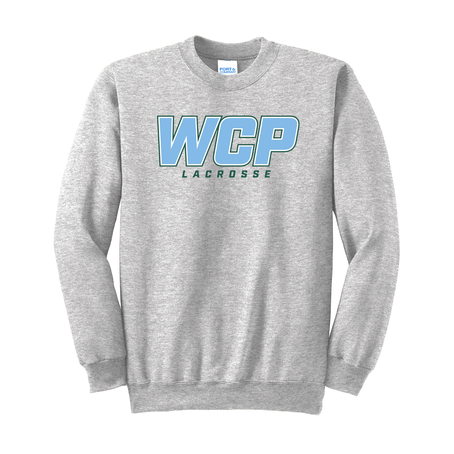 WCP Girls Lacrosse Crew Neck Sweater