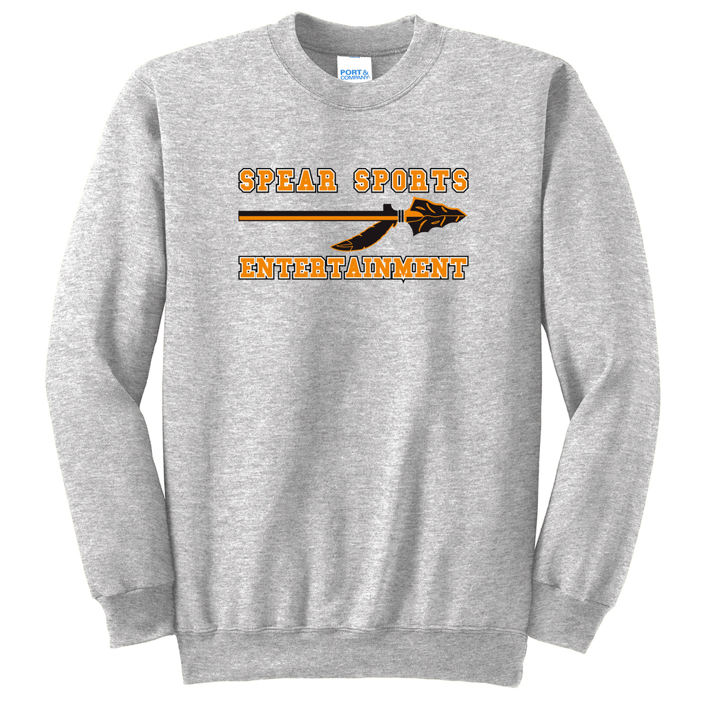 Spear Sports Crew Neck Sweater