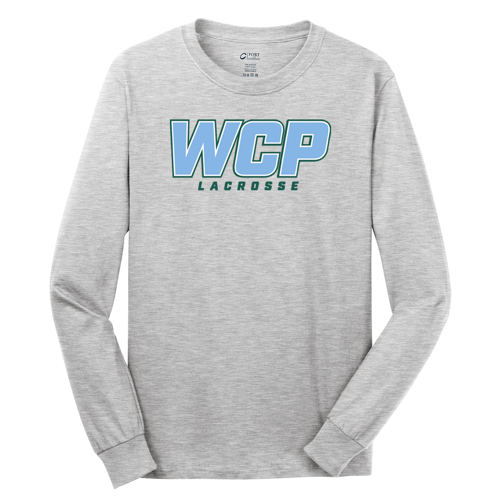 WCP Girls Lacrosse  Cotton Long Sleeve Shirt