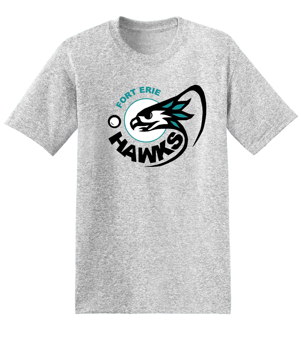 Fort Erie Hawks Ash T-Shirt