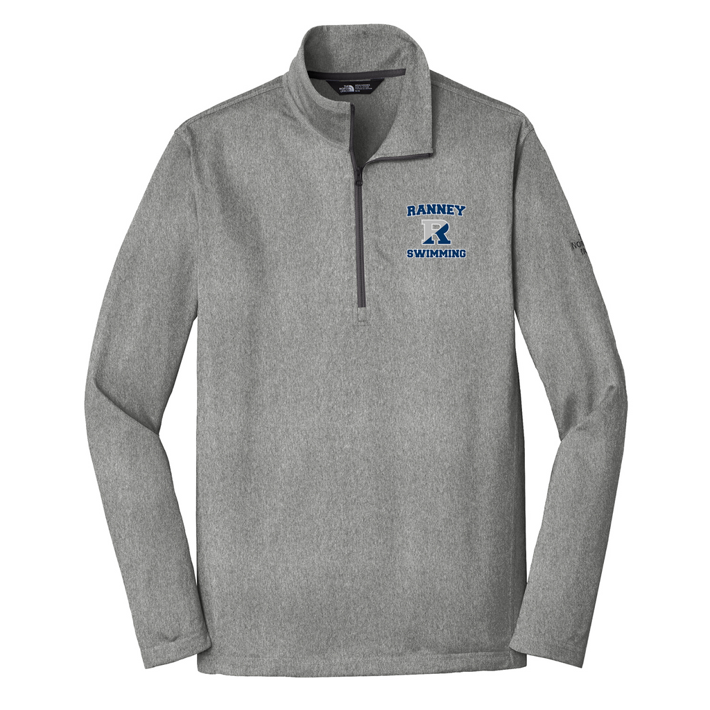 Ranney Swimming The North Face Tech 1/4 Zip