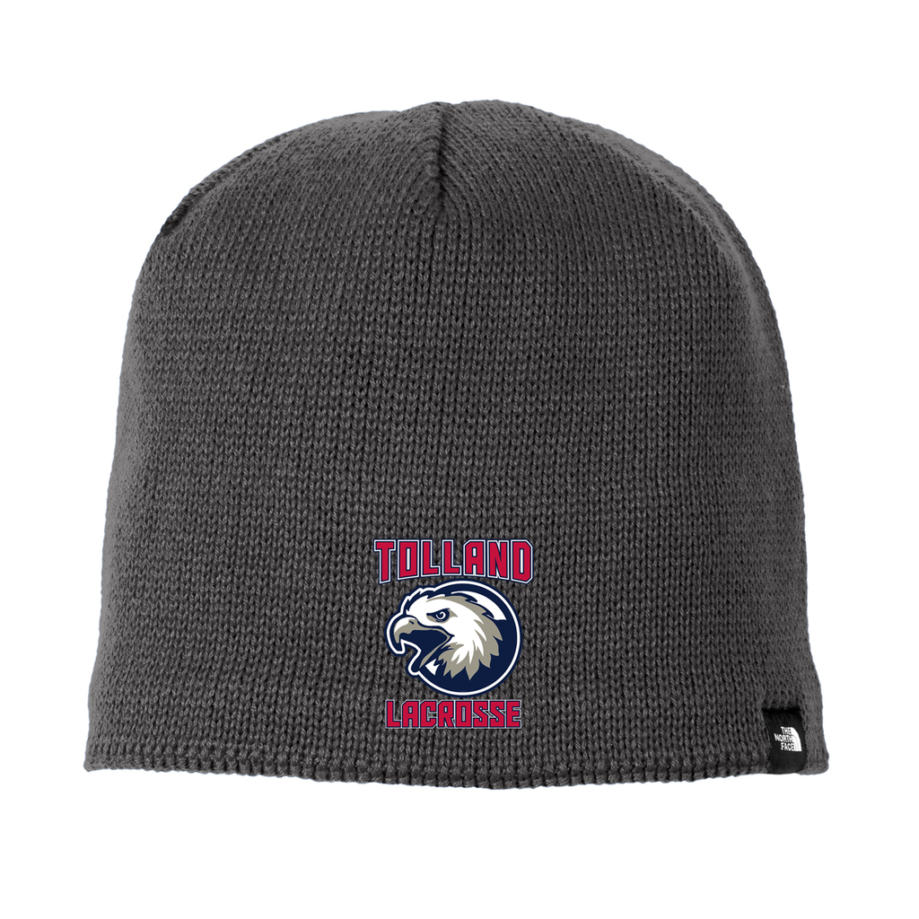 Tolland Lacrosse Club The North Face Beanie