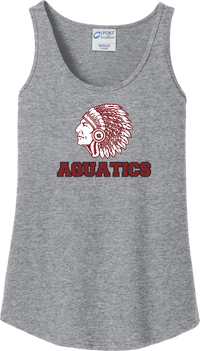 Farmington Aquatics Women's Athletic Heather Tank Top