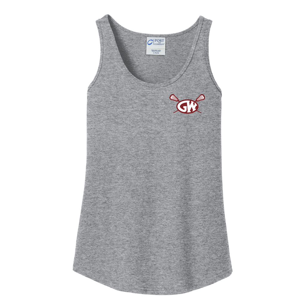George Washington Lacrosse Women's Tank Top