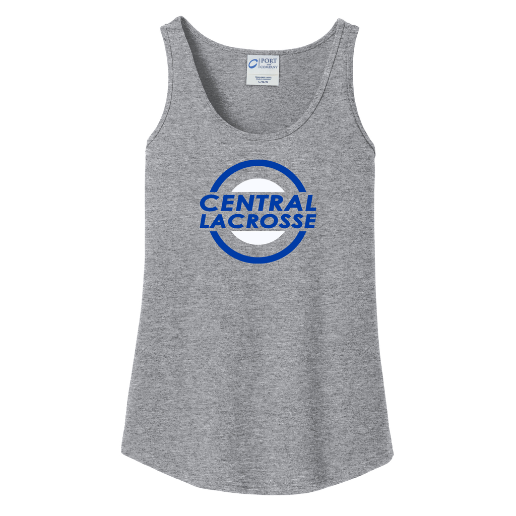 Central Girls Lacrosse Women's Tank Top