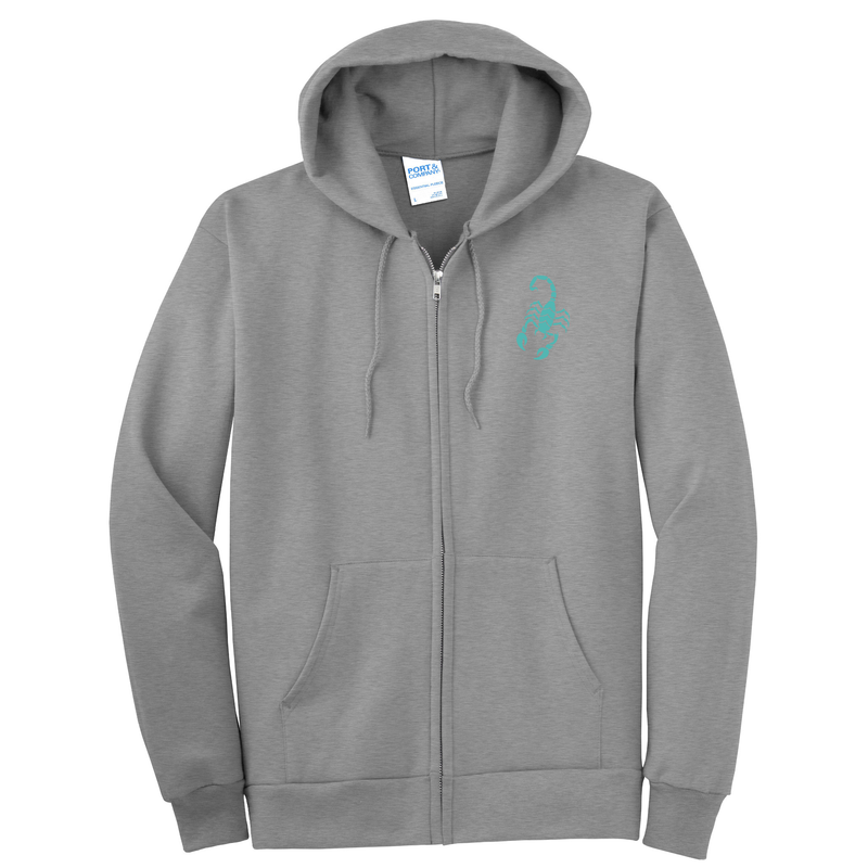 River City Sting Full Zip Hoodie