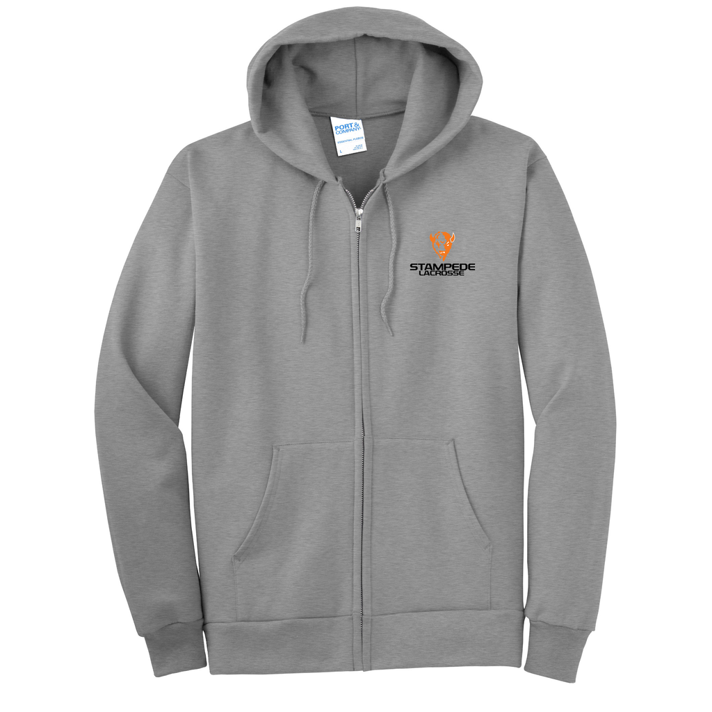 South Suburban Stampede Full Zip Hoodie