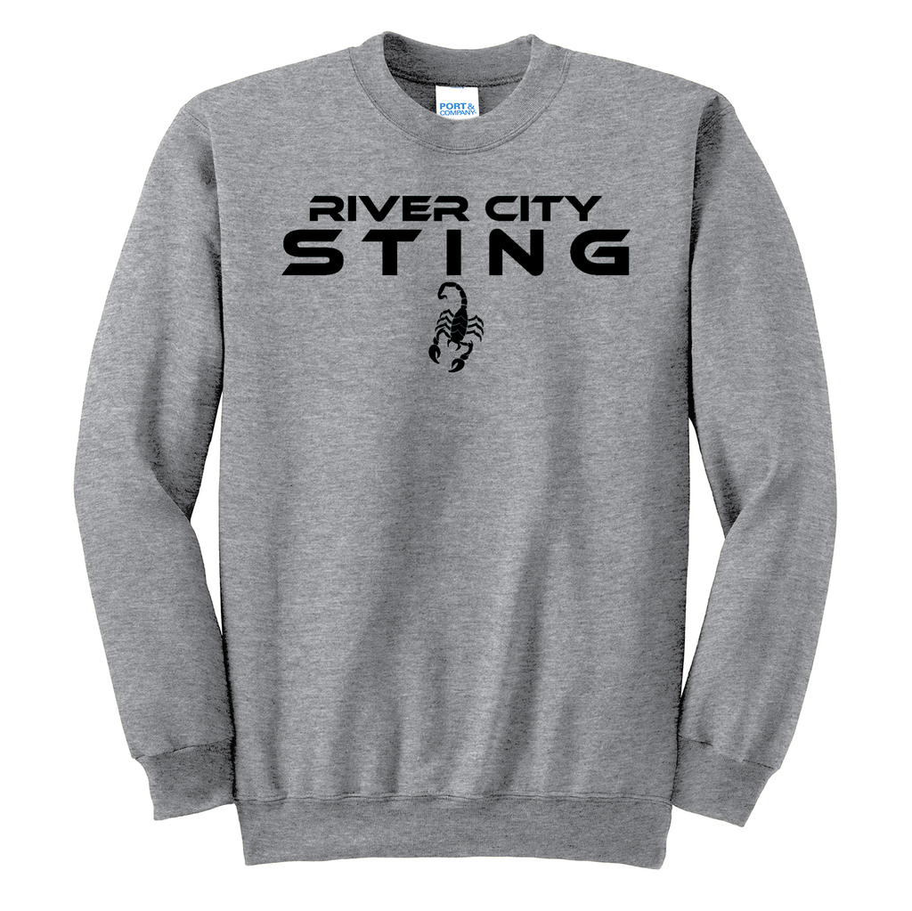 River City Sting Crew Neck Sweater