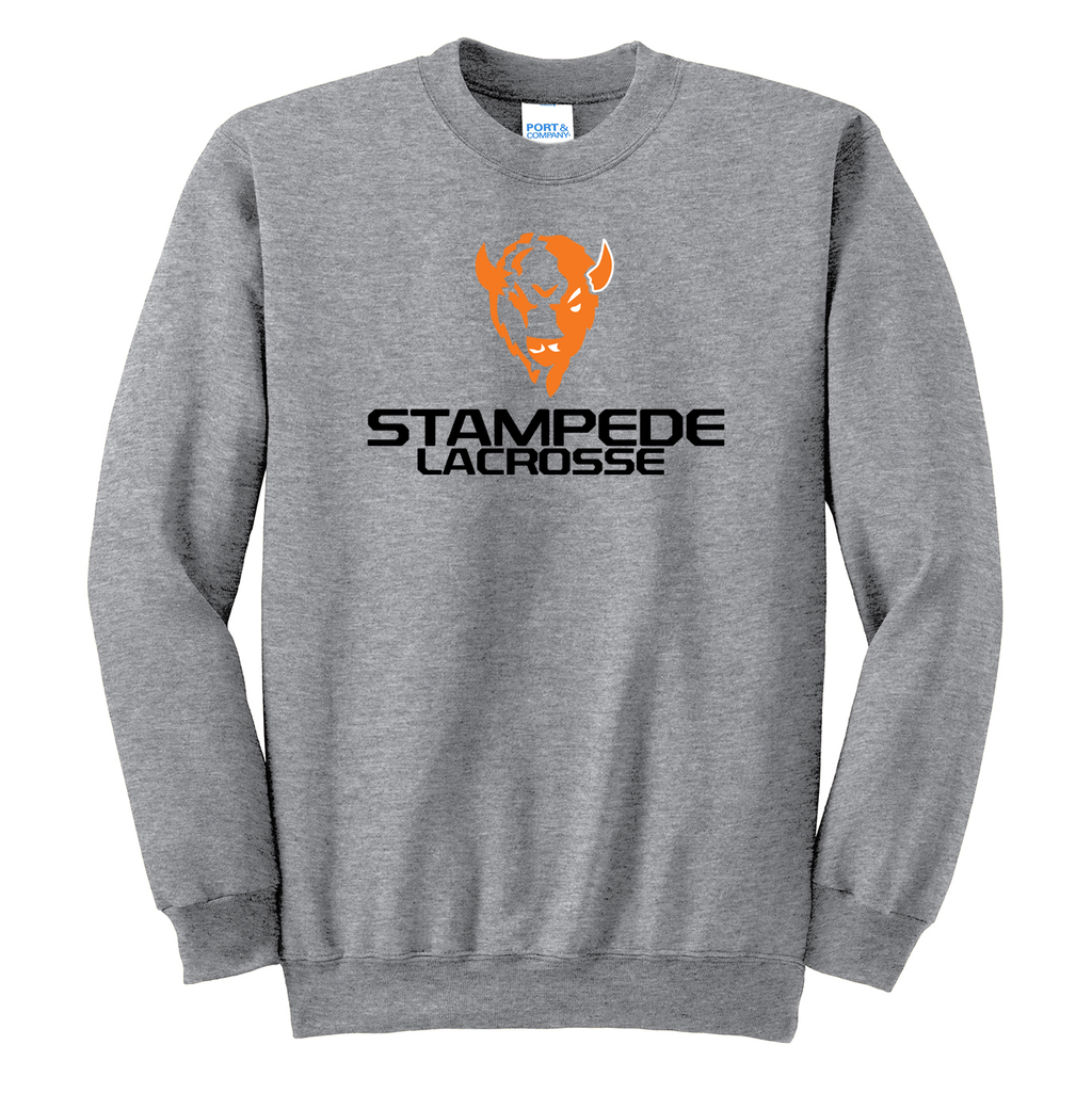 South Suburban Stampede Crew Neck Sweater