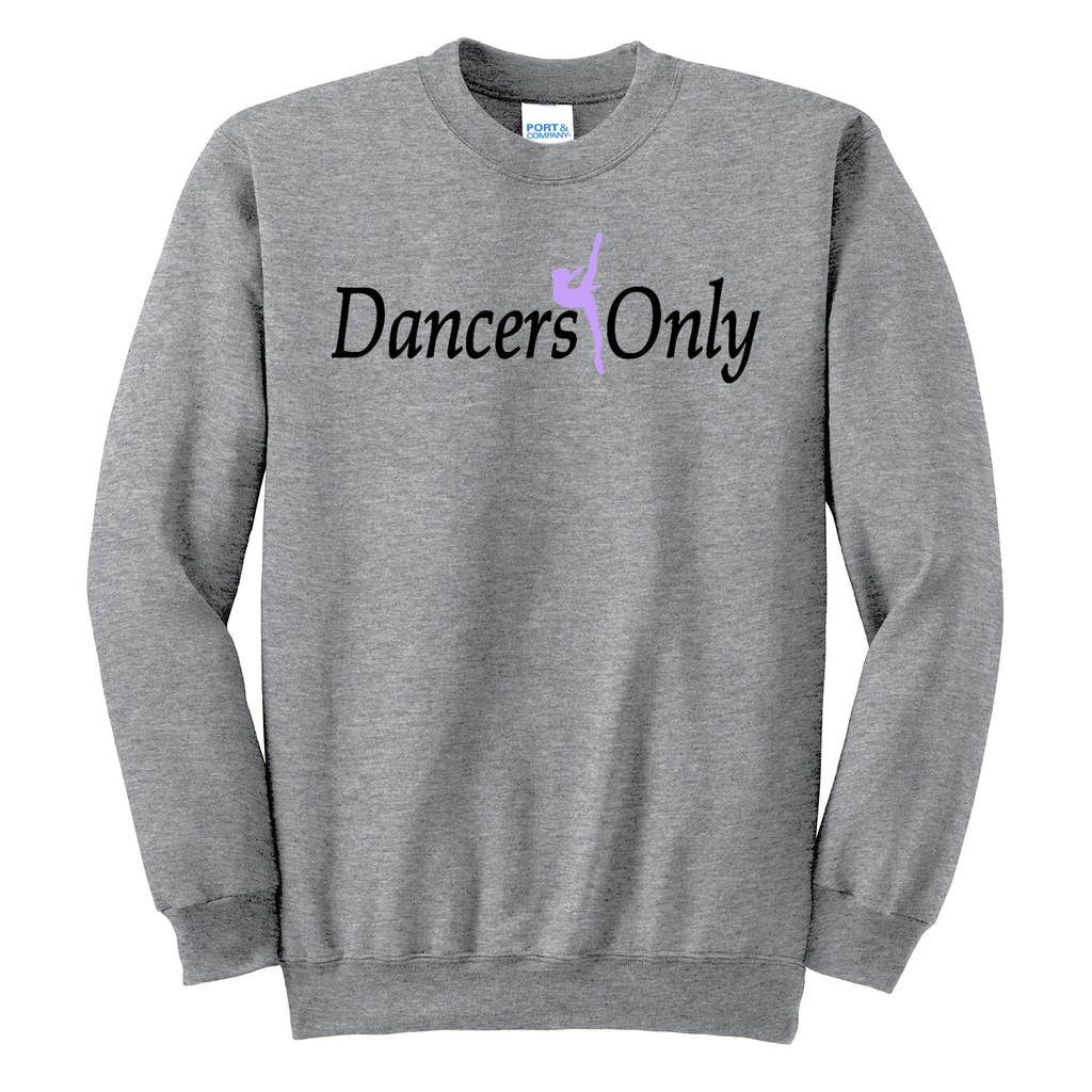 Dancers Only Crew Neck Sweater