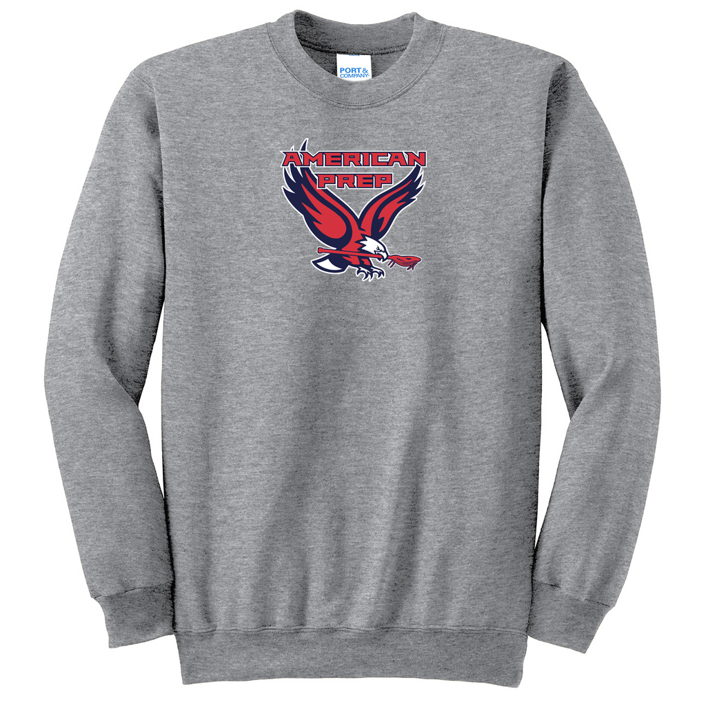 APA Lacrosse Crew Neck Sweater