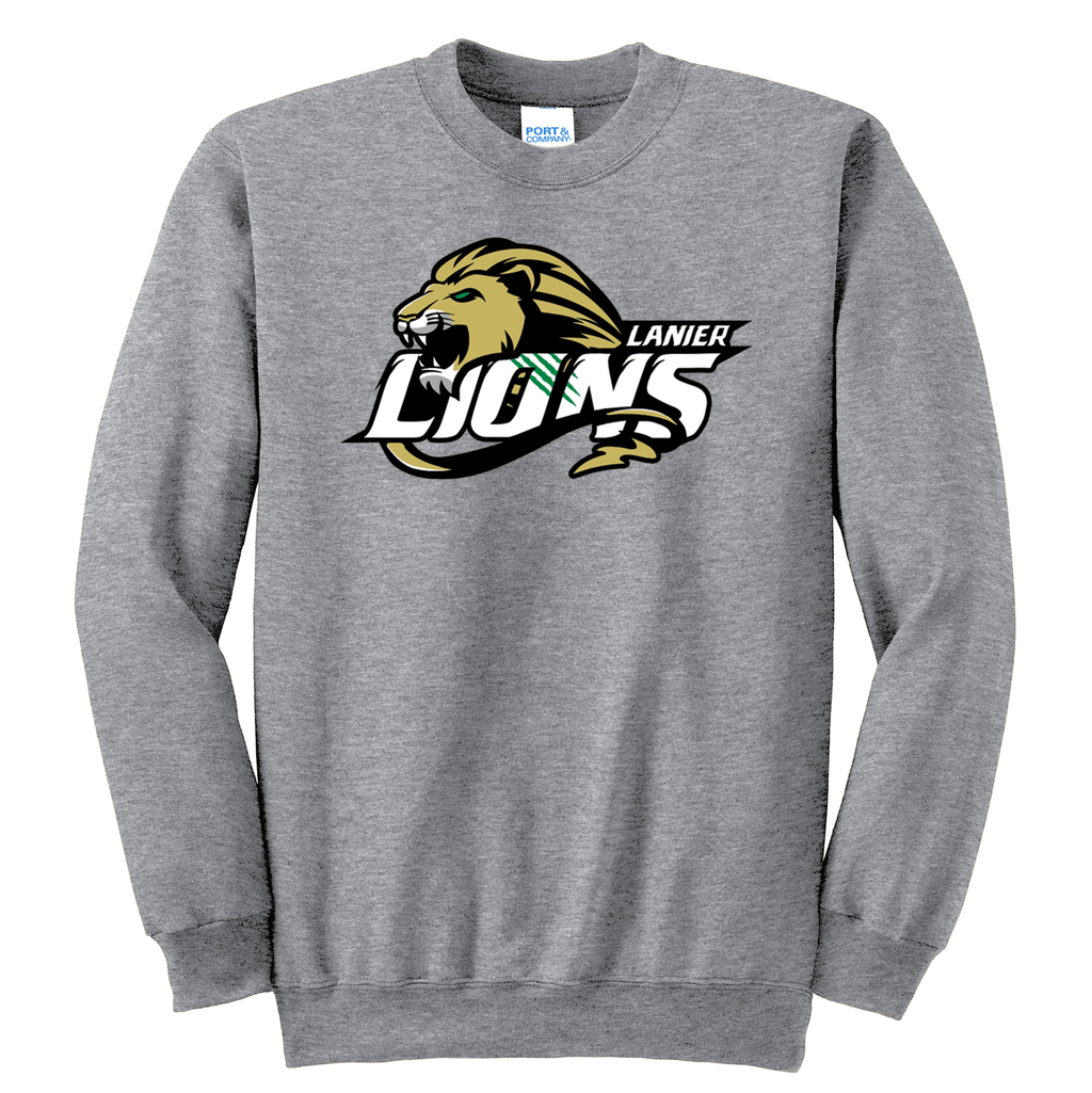 Lanierland Lions Crew Neck Sweater