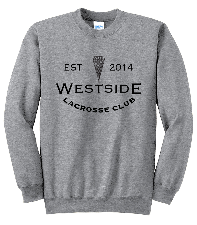Westside Altitude Lacrosse Crew Neck Sweater