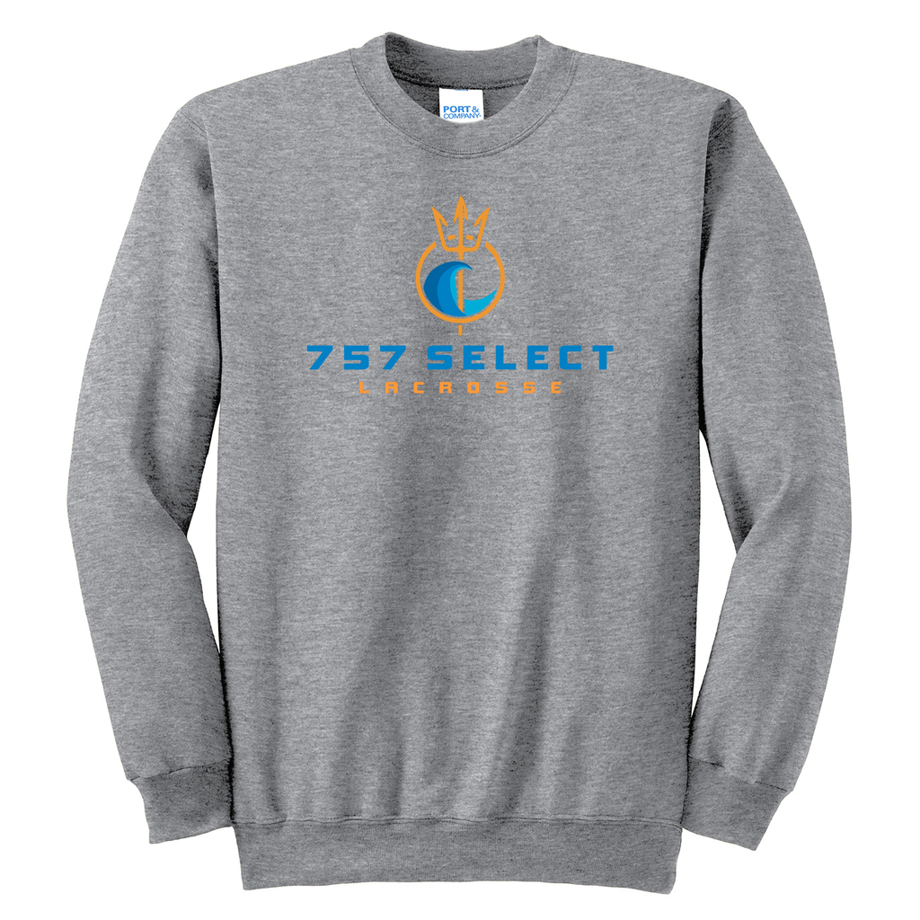 757 Lacrosse Crew Neck Sweater