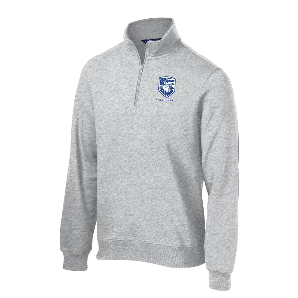 Accompsett Field Hockey  1/4 Zip Fleece
