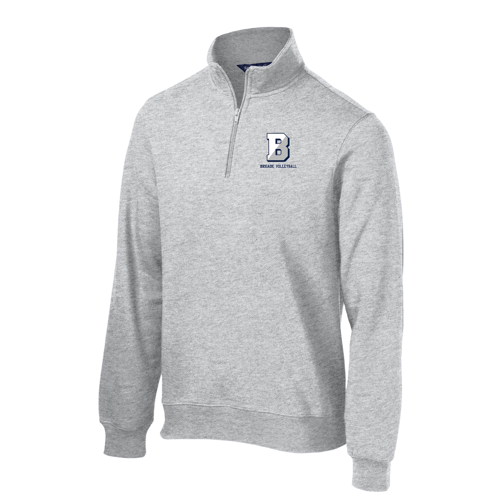 Brigade Volleyball 1/4 Zip Fleece